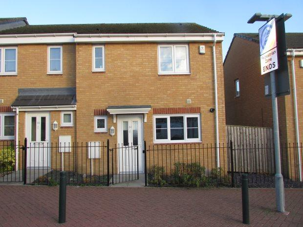 3 Bedrooms Terraced House for sale in MORTON CLOSE, MURTON, SEAHAM DISTRICT
