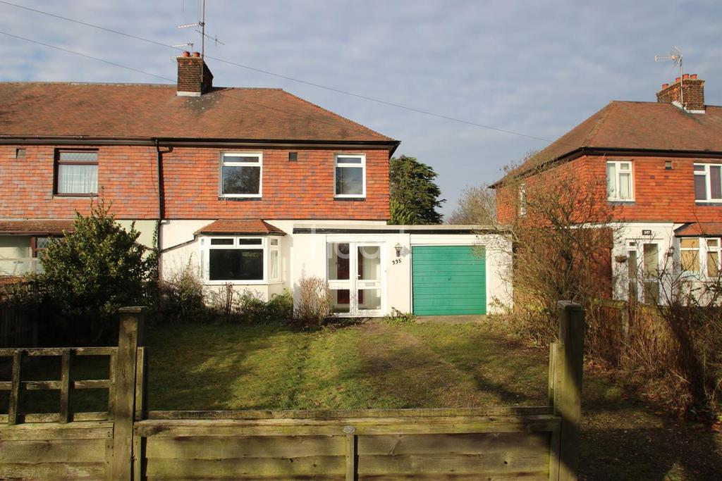 3 Bedrooms Semi Detached House for sale in Milton Road, Cambridge