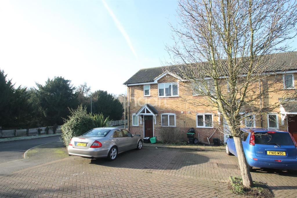 2 Bedrooms End Of Terrace House for sale in Star Lane, Orpington