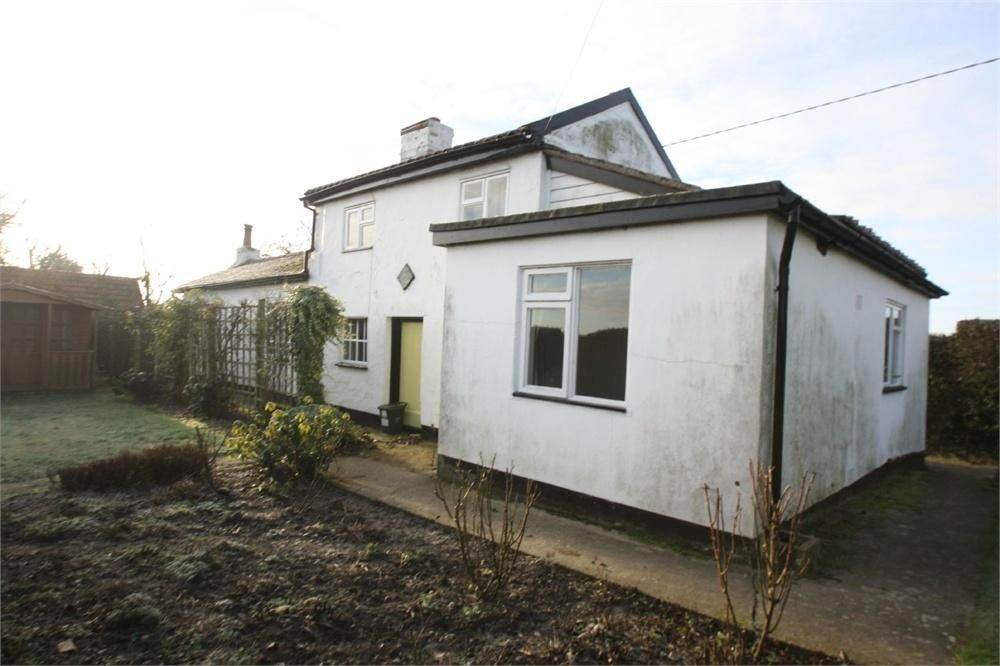 2 Bedrooms Cottage House for sale in Chapel Hill, Belchamp Walter, SUDBURY, Essex