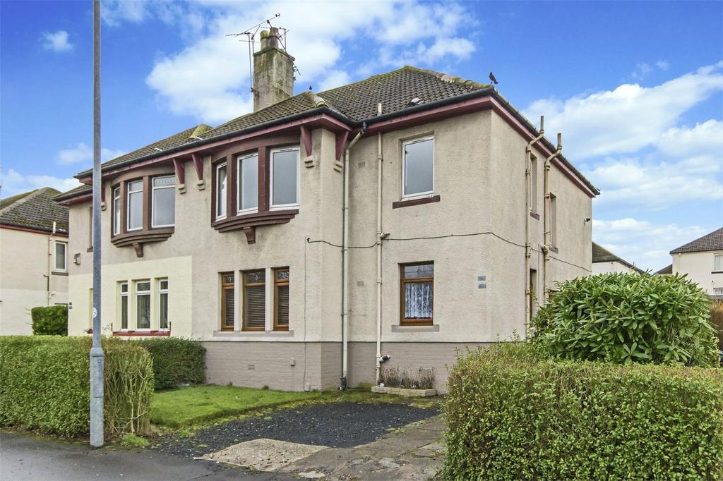 2 Bedrooms Flat for sale in Upper Flat, 134 Rowan Street, Paisley, Renfrewshire, PA2