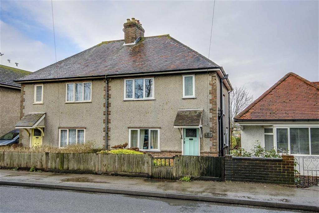 3 Bedrooms Semi Detached House for sale in Alfriston Road, Seaford
