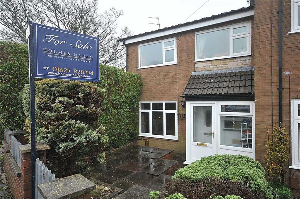 3 Bedrooms End Of Terrace House for sale in Earlsway, Macclesfield