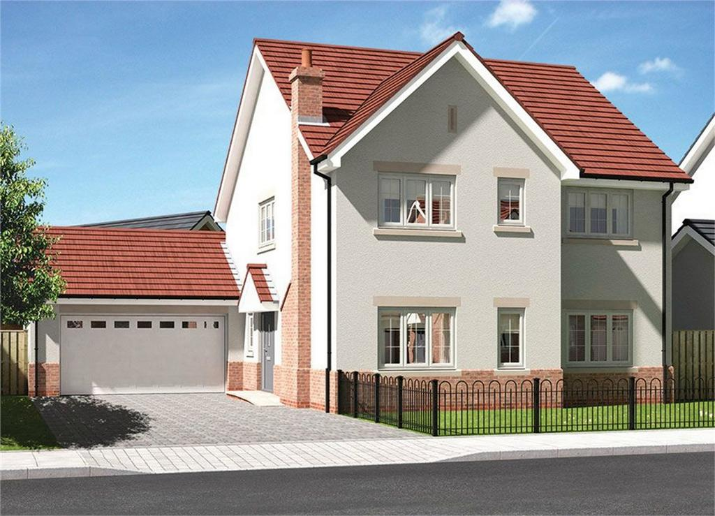 4 Bedrooms Detached House for sale in THE FARRELL - OPEN EVENT by APPT., EVE LANE, Durham Gate, Spennymoor, Durham