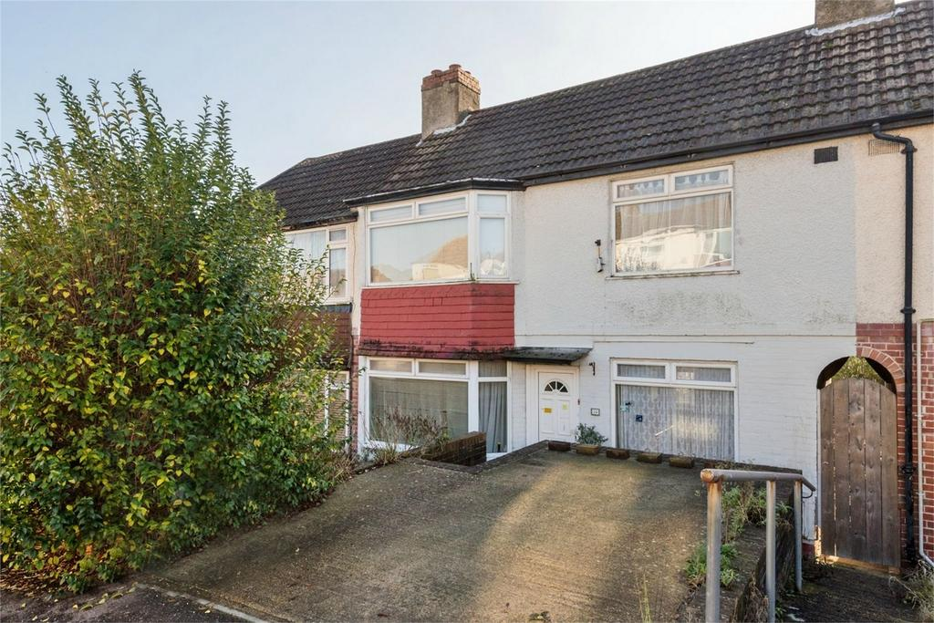 2 Bedrooms Terraced House for sale in Carden Crescent, Brighton, East Sussex