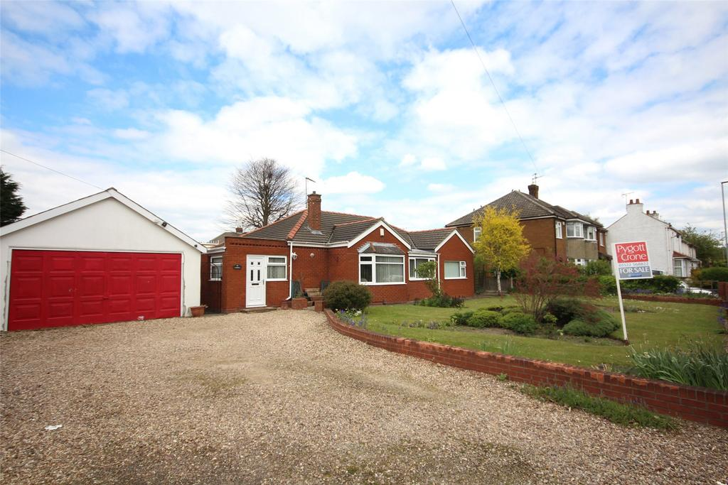 3 Bedrooms Detached Bungalow for sale in Newark Road, Lincoln., LN6