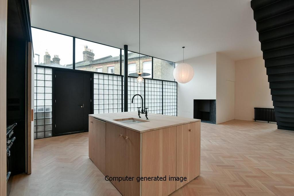 3 Bedrooms Mews House for sale in Hindsleys Place, Forest Hill, SE23