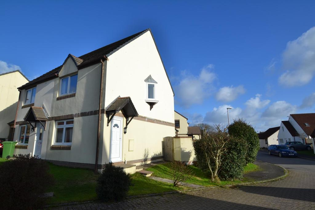 2 Bedrooms Semi Detached House for sale in Town Meadows, Woolsery