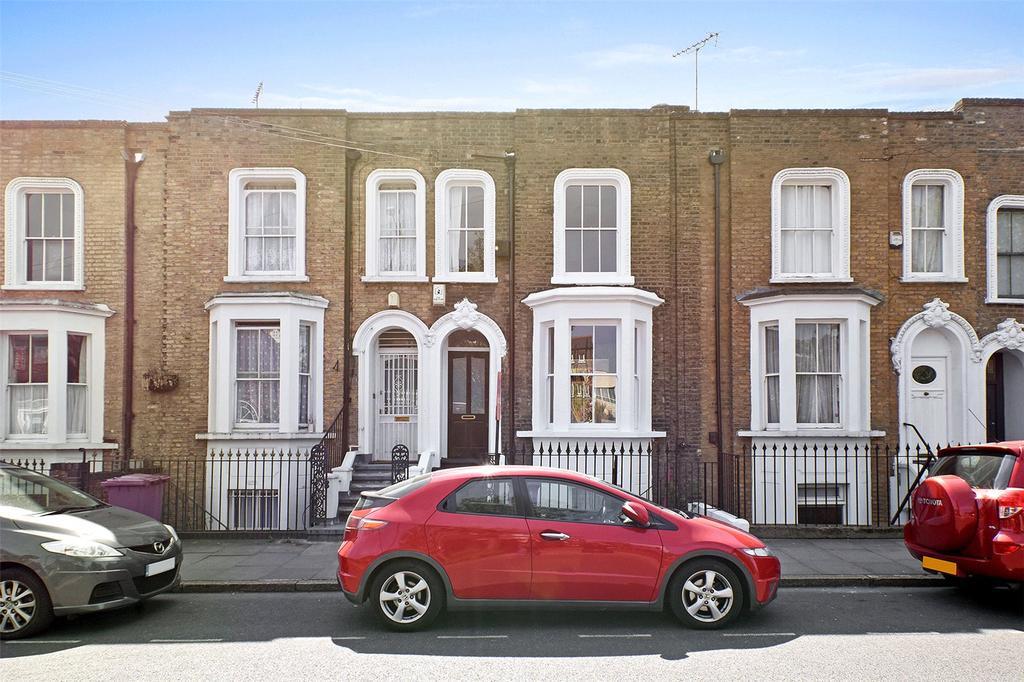 3 Bedrooms Flat for sale in Bancroft Road, Stepney, London, E1