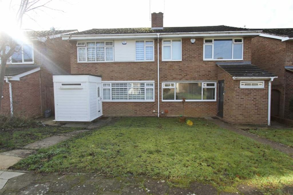 4 Bedrooms Semi Detached House for sale in Hollyford, Billericay, Essex, CM11 1EG