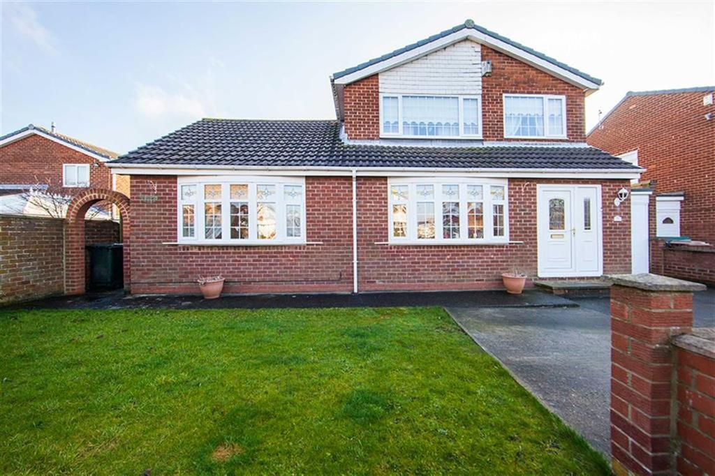 3 Bedrooms Detached House for sale in Bourtree Close, Kings Estate, Wallsend, NE28