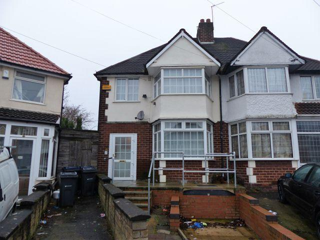 3 Bedrooms Semi Detached House for sale in Foxcote Avenue,Handsworth,Birmingham