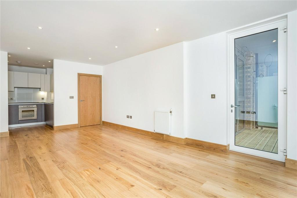 1 Bedroom Flat for sale in The Fusion, Cygnet Street, Shoreditch, E1