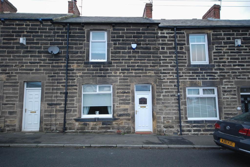 2 Bedrooms Terraced House for sale in Ferndale Terrace, Springwell Village