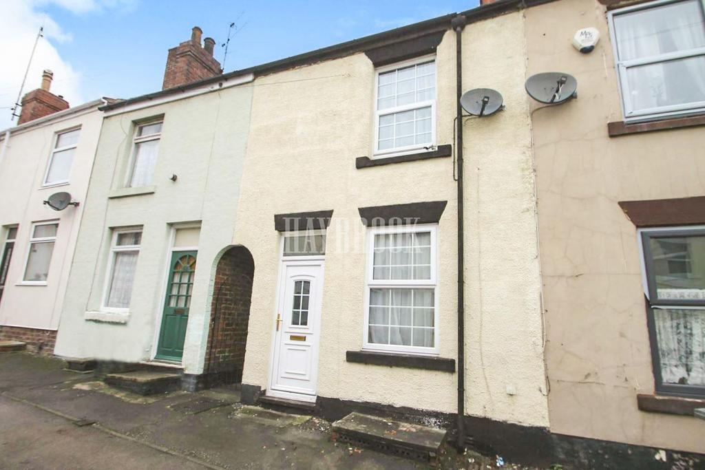 3 Bedrooms Terraced House for sale in Queen Street, Eckington