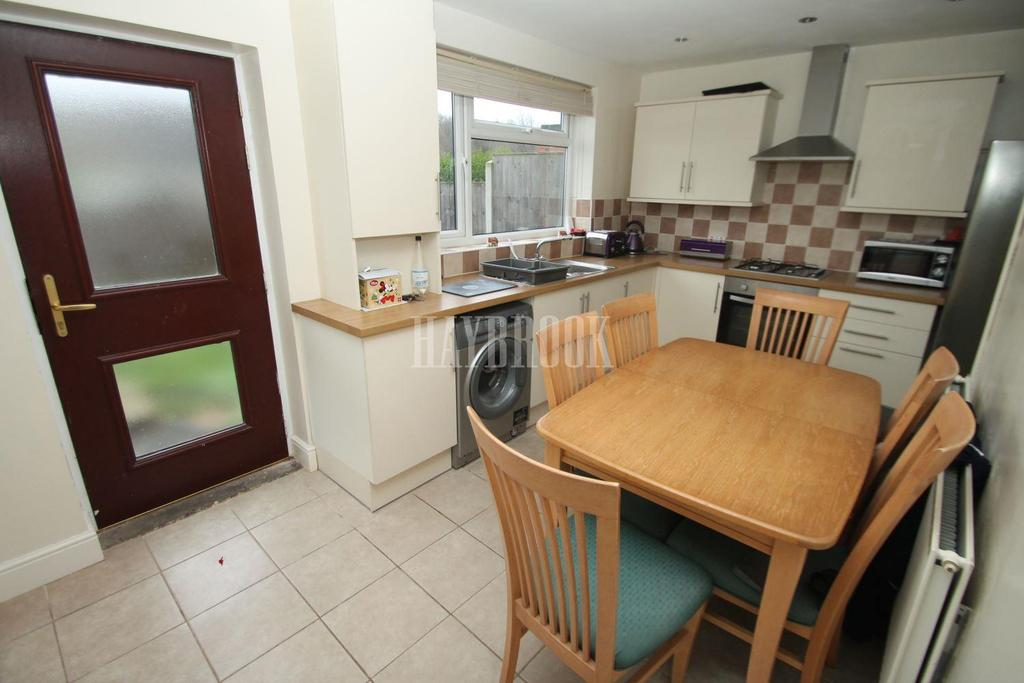 3 Bedrooms End Of Terrace House for sale in Orchard Flatts Crescent, Wingfield