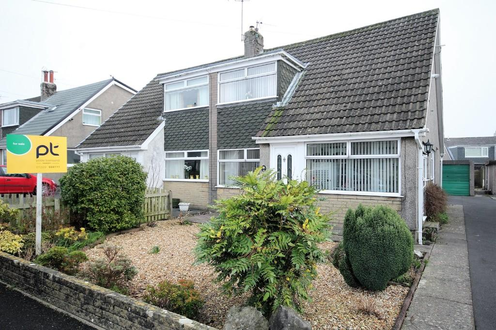 3 Bedrooms Semi Detached House for sale in 14 Campfield Road, Ulverston