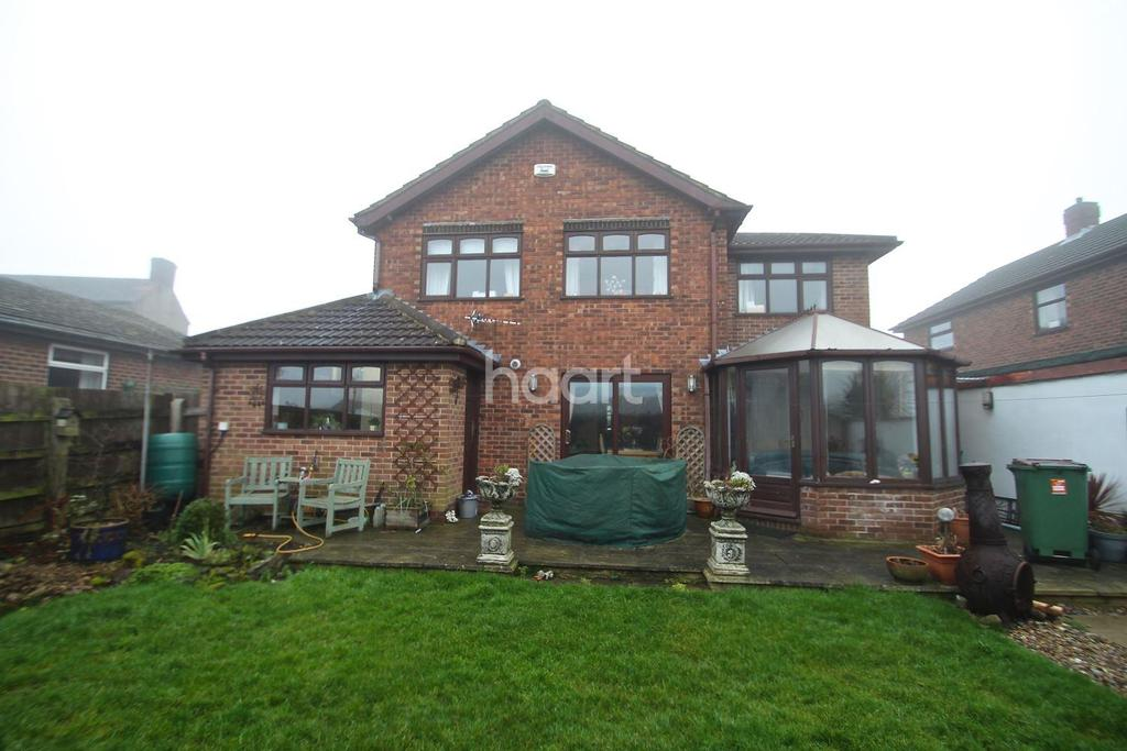 5 Bedrooms Detached House for sale in Heanor Road, Smalley