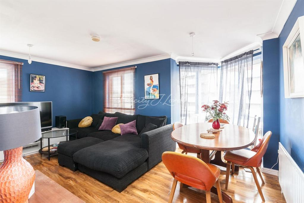 1 Bedroom Flat for sale in Monteagle Way, Clapton, E5