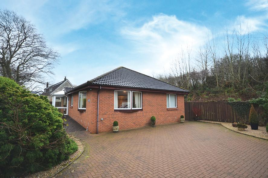 3 Bedrooms Detached Bungalow for sale in 35A Longhill Avenue, Alloway, KA7 4DY