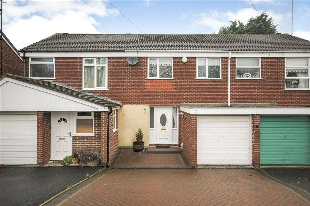 3 Bedrooms Terraced House for sale in Nursery Gardens, Wordsley, Stourbridge, West Midlands, DY8