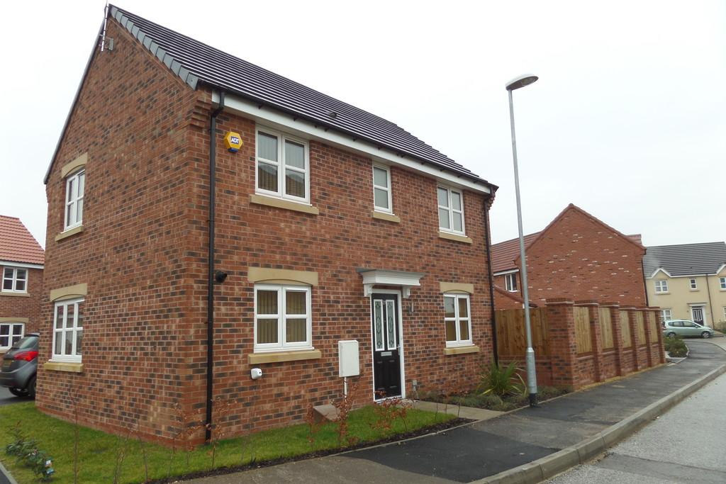 3 Bedrooms Detached House for sale in Pinter Lane, Gainsborough