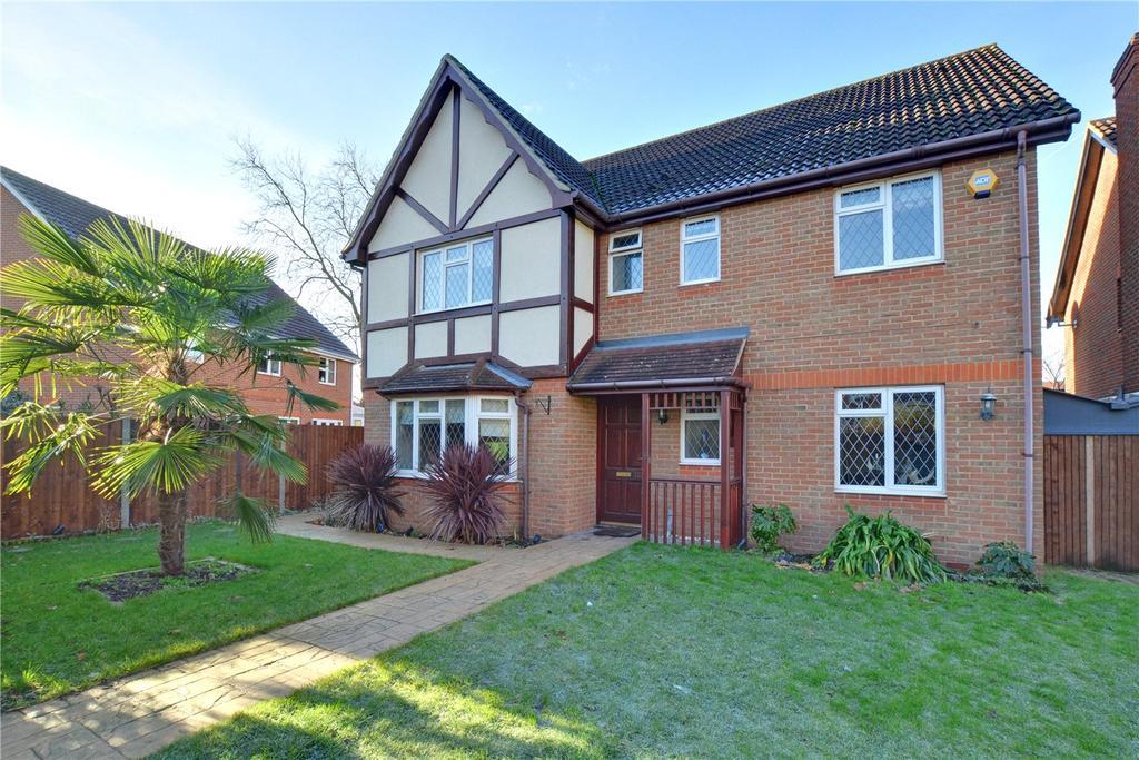 5 Bedrooms Detached House for sale in Crosier Close, Blackheath, London, SE3