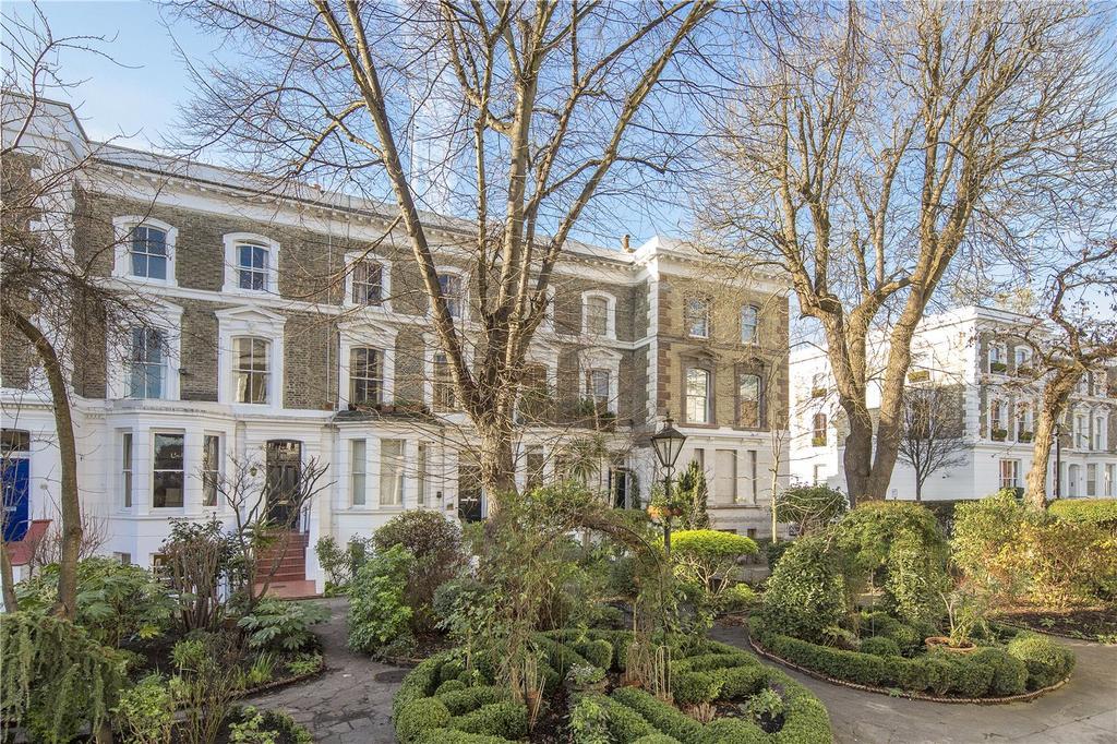 1 Bedroom Flat for sale in Sunningdale Gardens, Kensington, London, W8