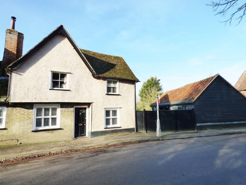 4 Bedrooms Link Detached House for sale in High Street, Standon