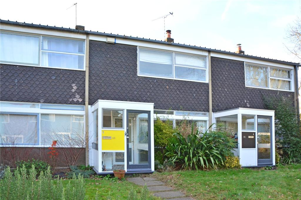 3 Bedrooms Terraced House for sale in The Hall, Foxes Dale, Blackheath, London, SE3