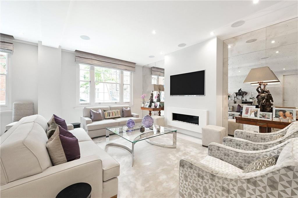 3 Bedrooms Flat for sale in Bryanston Court, George Street, Marylebone, London, W1H