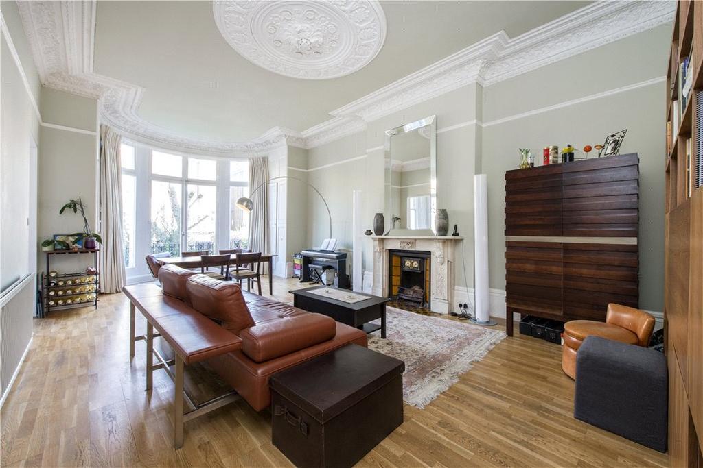 2 Bedrooms Flat for sale in Belsize Square, Belsize Park, London, NW3