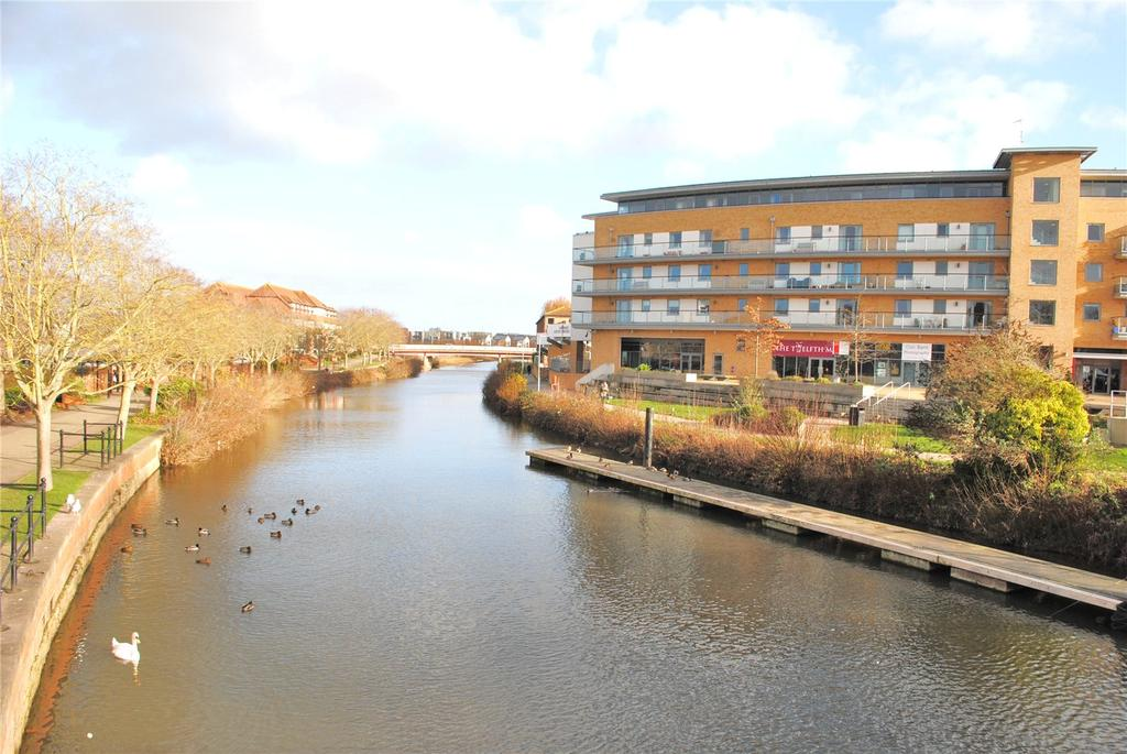 1 Bedroom Apartment Flat for sale in Pegasus Court, Coal Orchard, Taunton, Somerset, TA1