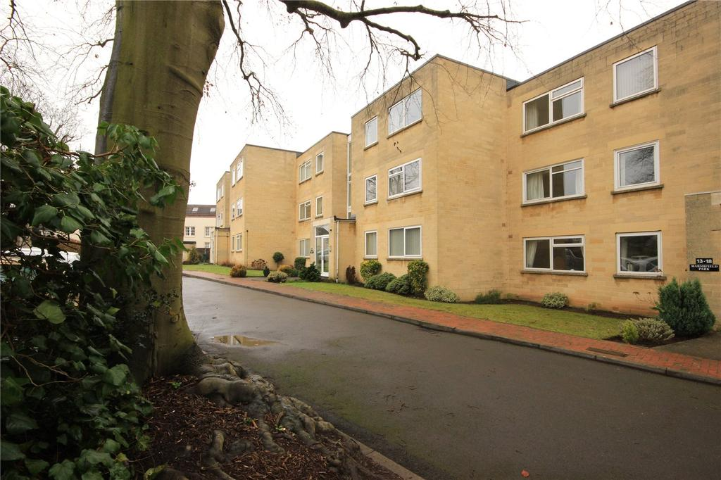 2 Bedrooms Apartment Flat for sale in Marshfield Park, Cleeve Wood Road, Bristol, BS16