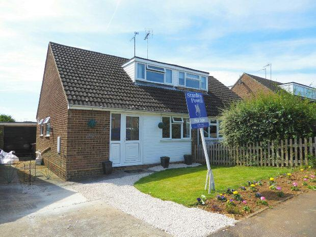 3 Bedrooms Semi Detached House for sale in Spinney Drive, Banbury