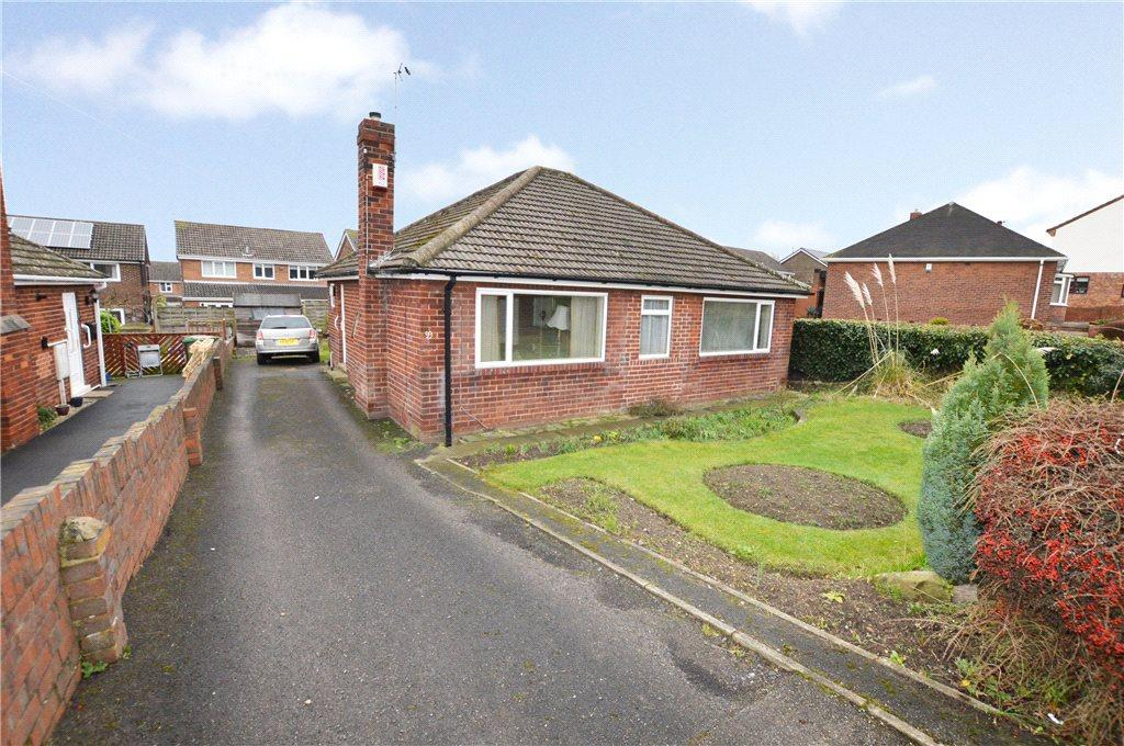 3 Bedrooms Detached Bungalow for sale in Upper Lane, Netherton, Wakefield, West Yorkshire