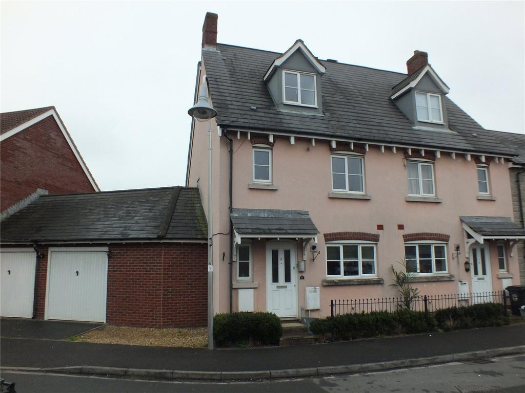 4 Bedrooms End Of Terrace House for sale in Bourton Lane, St Georges, Weston Super Mare, North Somerset, BS22