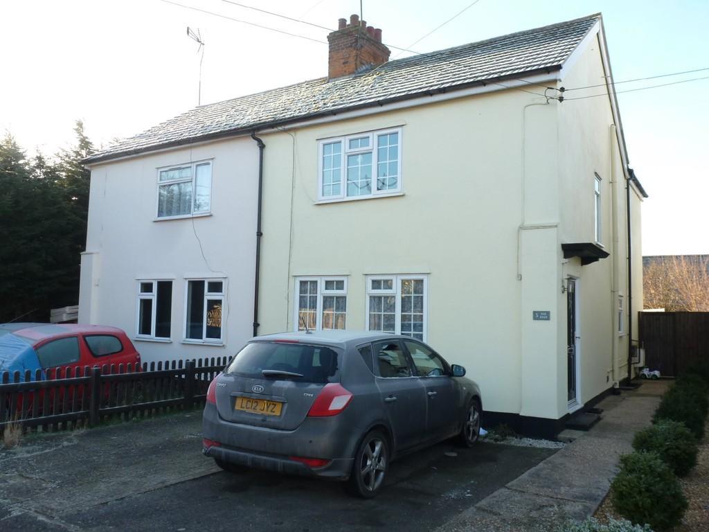 3 Bedrooms Semi Detached House for sale in Oak Road, Heybridge