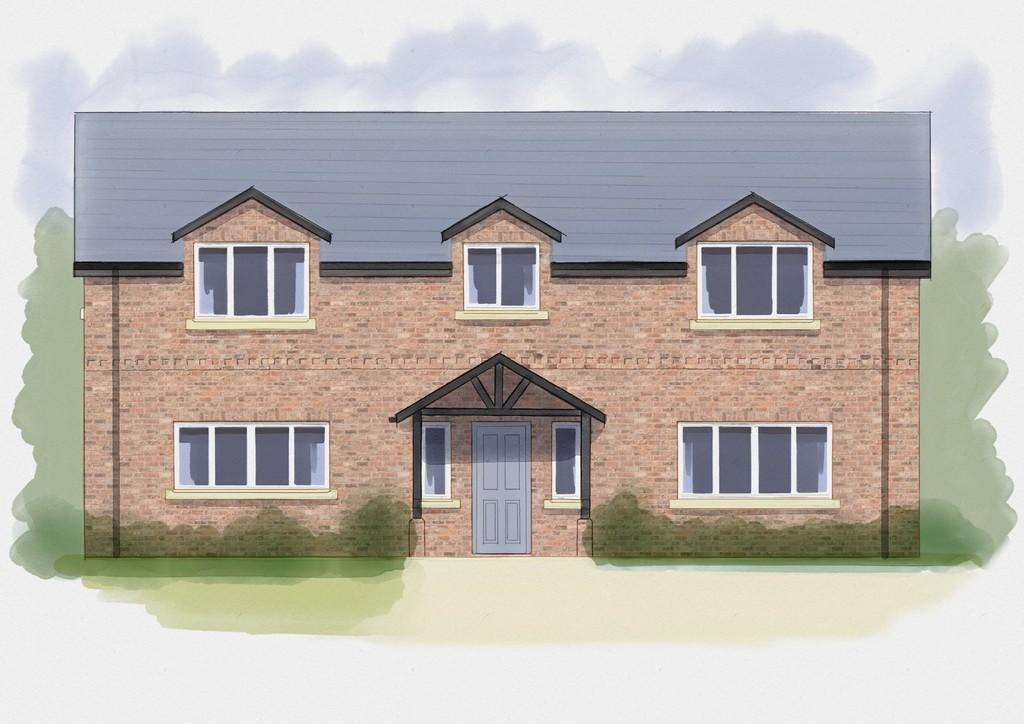 4 Bedrooms Detached House for sale in Field View, Utkinton, CW6 0LA