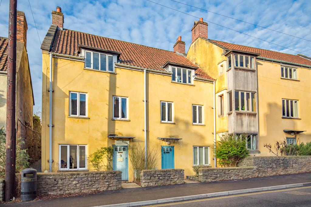 3 Bedrooms Terraced House for sale in St. Thomas Street, Wells