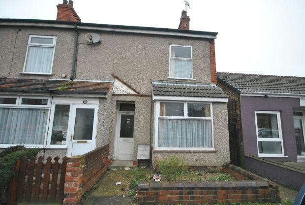 3 Bedrooms End Of Terrace House for sale in Columbia Road, GRIMSBY