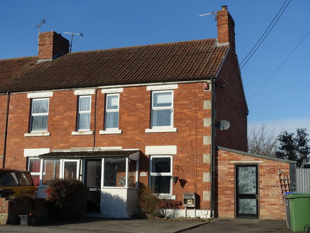 2 Bedrooms End Of Terrace House for sale in Frome Road,Southwick,Wiltshire