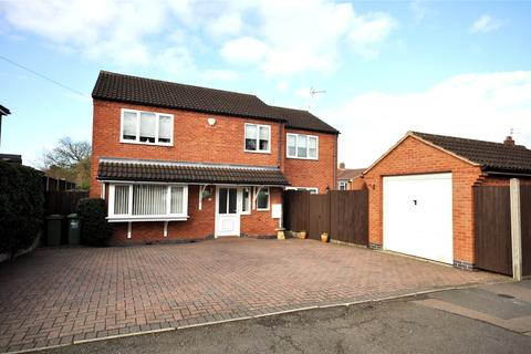 4 bedroom detached house for sale - Victor Road, Glenfield, Leicester