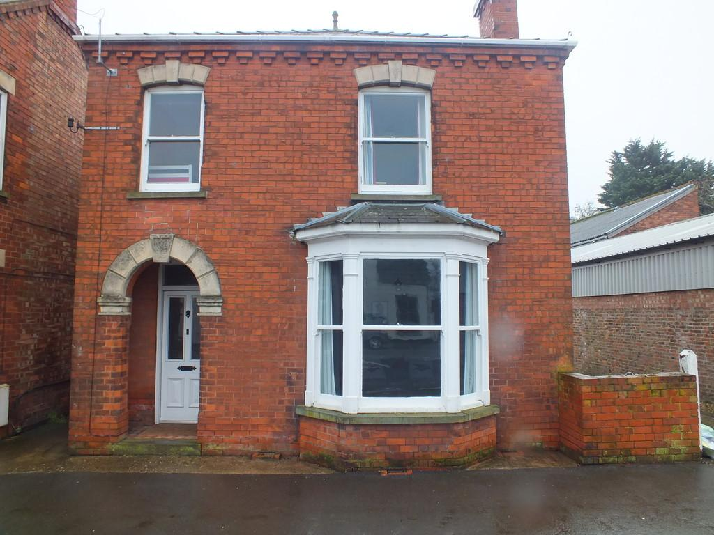 3 Bedrooms Detached House for sale in High Street, Donington