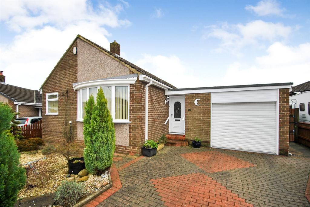 2 Bedrooms Detached Bungalow for sale in Hedgelea Road, East Rainton, Tyne and Wear, DH5