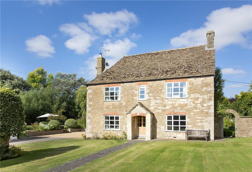 5 Bedrooms Detached House for sale in Littleton, Semington, Wiltshire, BA14