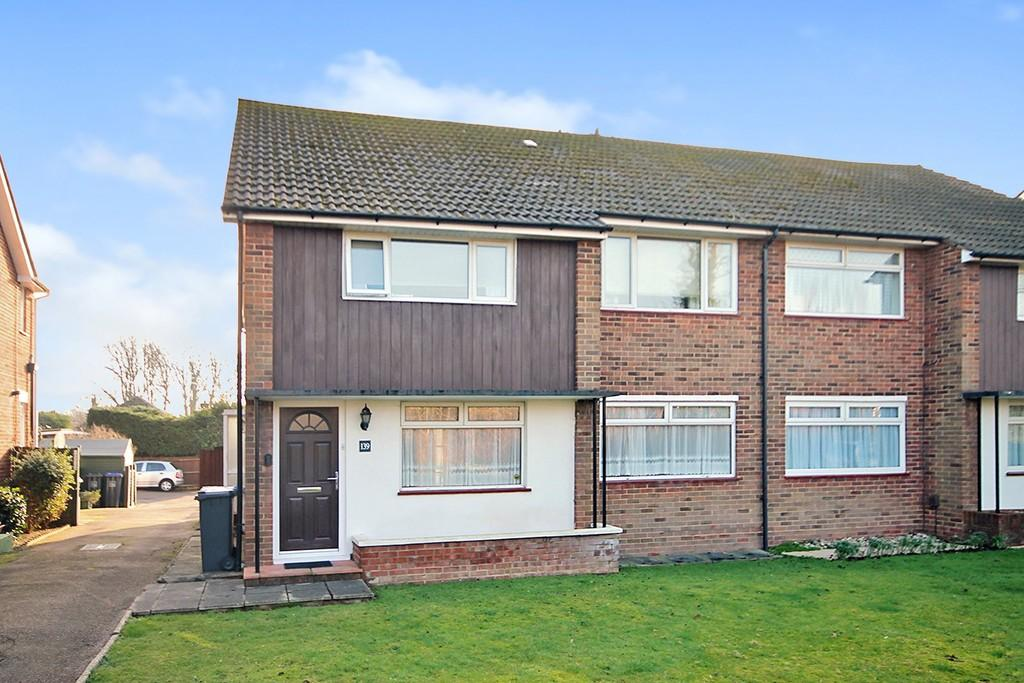 2 Bedrooms Flat for sale in Goring Road, Goring-by-sea, Worthing BN12 4BA