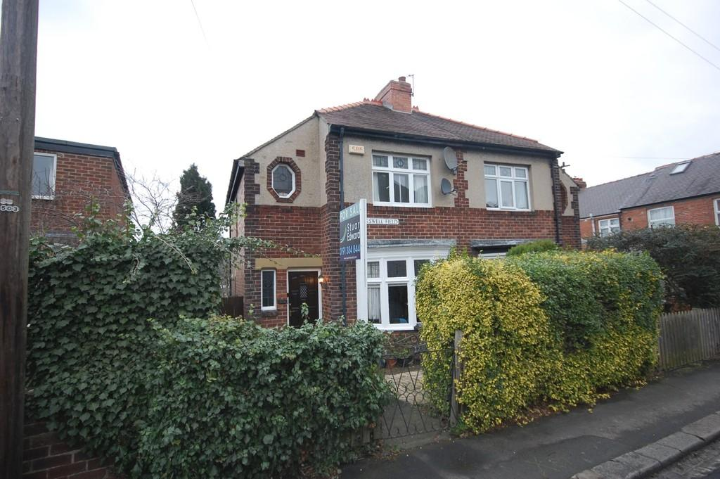 2 Bedrooms Semi Detached House for sale in Mayorswell Field, Durham City