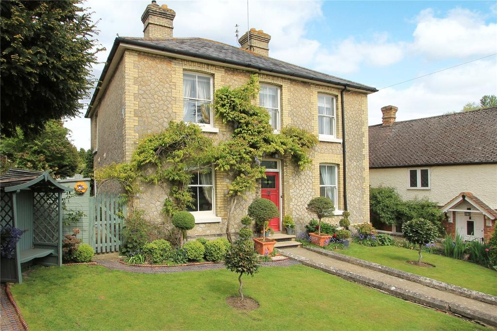 3 Bedrooms Detached House for sale in Mill Street, Loose Village, Maidstone, Kent, ME15