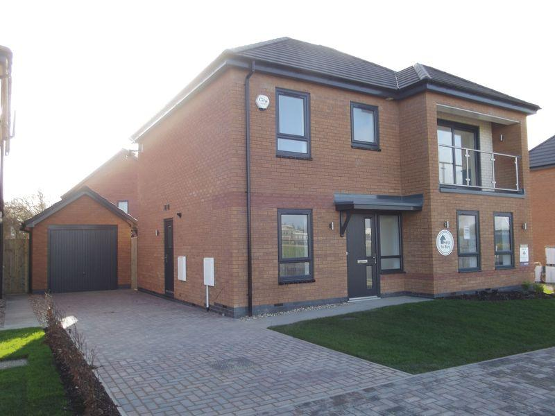 4 Bedrooms Detached House for sale in Mulberry Walk, Pickering Road